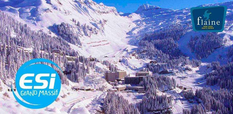 ESI Grand Massif - Ecole de ski et snowboard - Les Carroz, Flaine